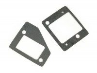Gasket for intake manifold - reed valve -LTH- Vespa PX, Cosa, T5 125cc - reed valve intake below SI carburettor