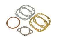Cylinder gasket set -POLINI aluminium 133cc Evolution- Vespa PV125, ET3 125, PK125