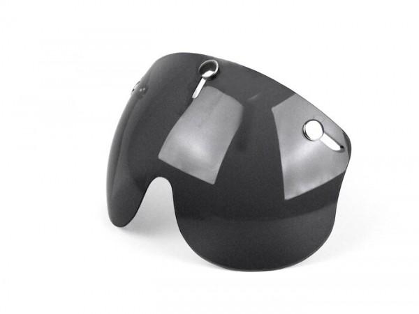 Visor for helmet -BANDIT Jet- short - smoked
