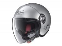 Helmet -NOLAN, N21 Visor Classic- open face helmet, platinum silver - L (59-60cm)