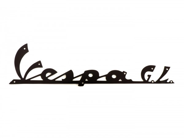 Anagrama escudo -CALIDAD OEM- Vespa GL - Vespa GL (a partir del año 1963)