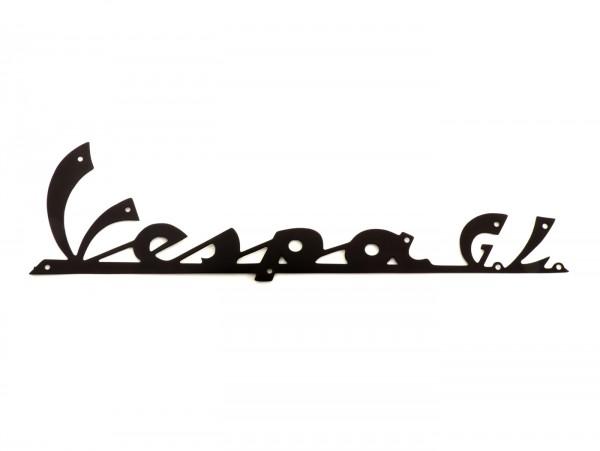 Schriftzug Beinschild -OEM QUALITÄT- Vespa GL - Vespa GL (ab Bj. 1963)