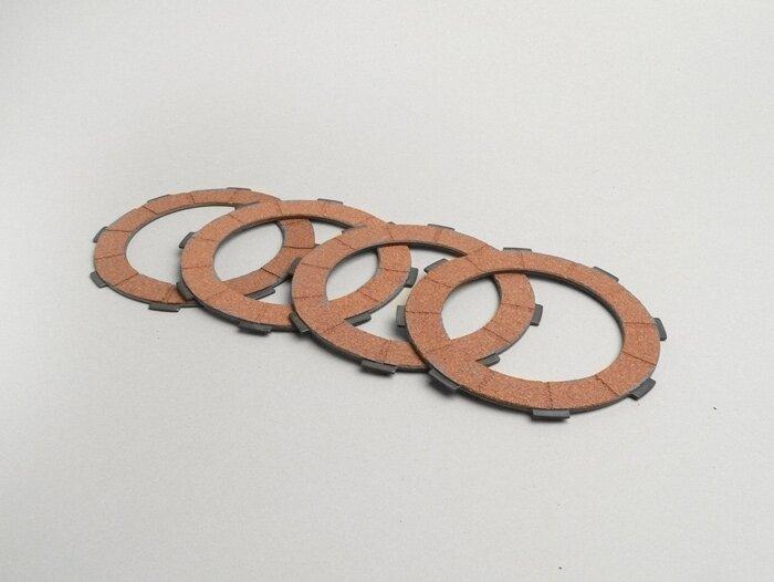 4 Vespa PX 200 Disc COSA 2 Clutch Cork Plates