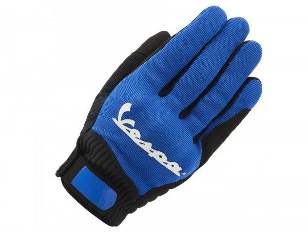 "Gloves -VESPA ""Color"" - blue - XXL"