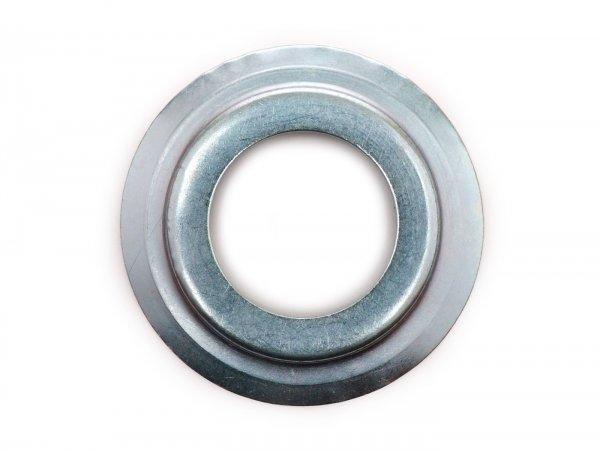 Dust cover steering shell on fork -CASA LAMBRETTA- Lambretta LI, LI S, SX, TV, DL, GP