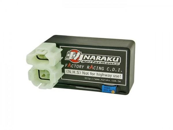 CDI (DC) -NARAKU einstellbar- GY6 (4-Takt) 50 ccm (139QMB - Qingqi, Rex)