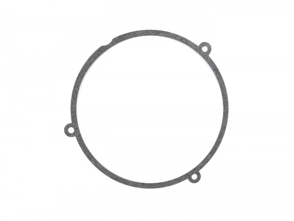 Gasket for clutch cover spacer -BGM PRO- Vespa 125, VN1T (60001-), VN2T, Vespa 150 VL1T, VL2T, VL3T, VB1T, ACMA 150 GL (1956-1958) - Ø=130mm