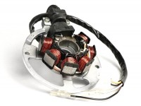 Zündung -BGM ORIGINAL Grundplatte- CPI 50 ccm (Euro 1, 5 Kabel)
