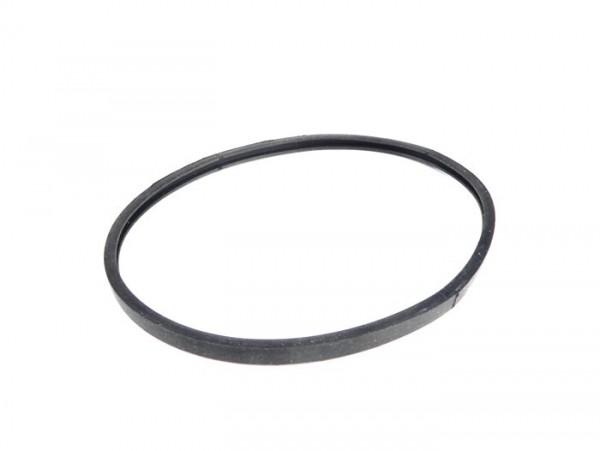 Headlight lens gasket -OEM QUALITY Ø=95mm- Vespa Wideframe V1T, V15T, V30T, V33T, VU