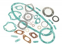 Engine gasket set -MADE IN INDIA- Lambretta LI, LIS, SX, TV (series 2-3), DL, GP - 29 pcs