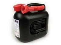 Tanica benzina 5l -HÜNERSDORFF PREMIUM (UN)- nero