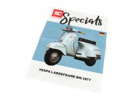 Brochure -SC Specials: VESPA Largeframe (-1977)- edition 01/2019 - German
