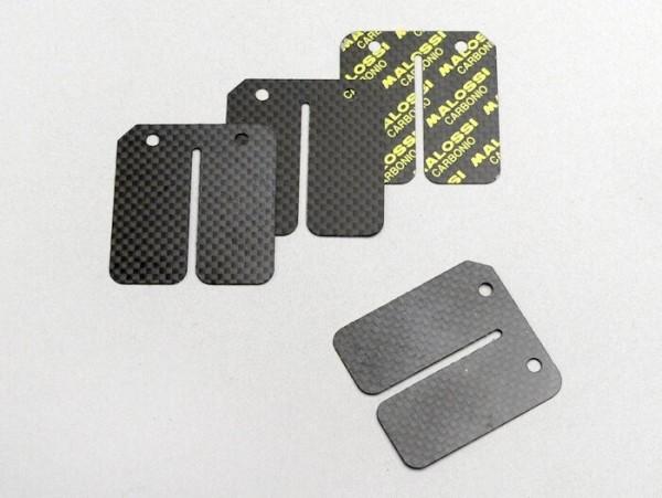 Láminas -MALOSSI- Minarelli 50cc (cilindro horizontal), Suzuki/Aprilia 50cc, CPI, Keeway, Sachs - (únicamente compatible con válvula de láminas de Malossi)