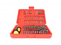 "Screwdriver bit set 1/4"" -BGM- 100 pcs"