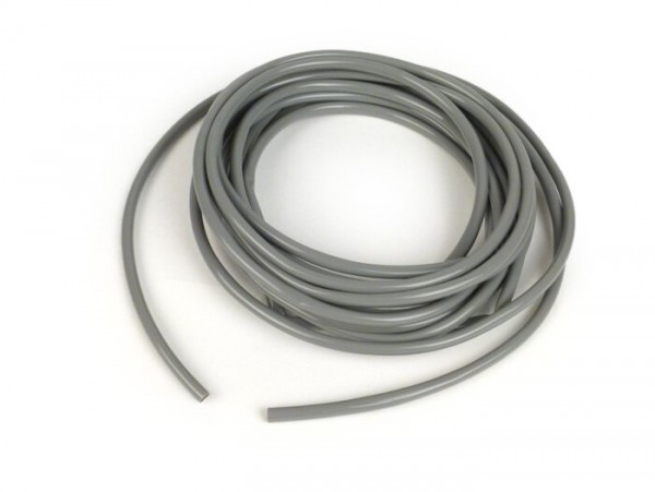 Wiring sleeve -UNIVERSAL Ø=4mm- 5m - grey
