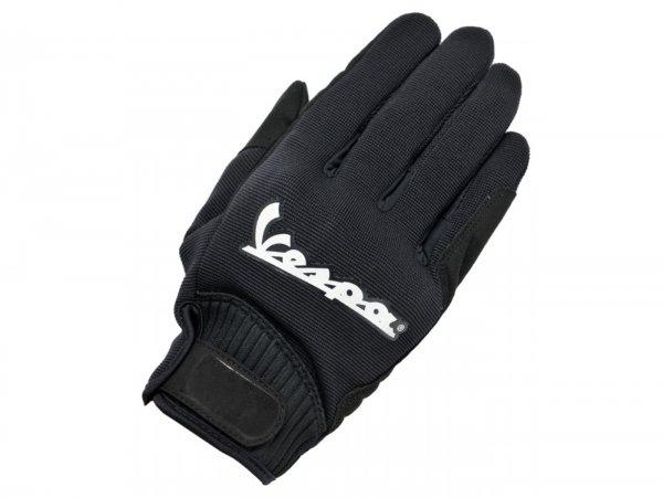 """Handschuhe -VESPA """"Color - touch"""" - schwarz - XL"""