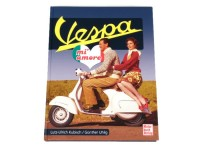 Book -Vespa mi''amore- by Günther Uhlig and Lutz-Ulrich Kubisch