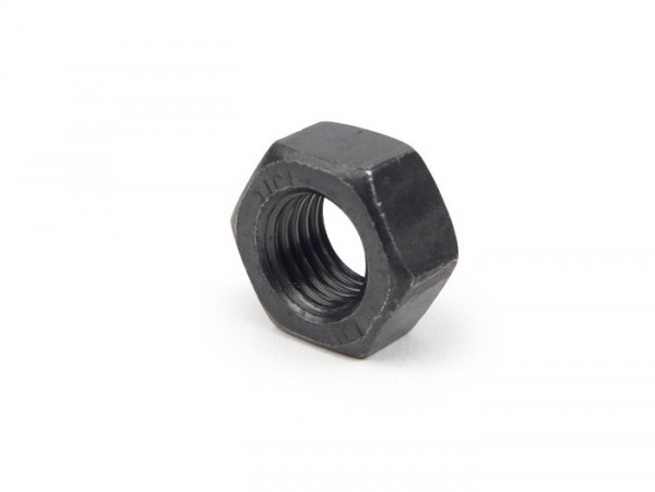 Nut -DIN 934- M12 x 1.50 - tensile strength=10 - used as clutch nut for clutch Vespa Cosa2