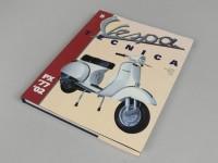 Libro -Vespa Tecnica V 1977-2002- italiano