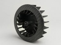 Flywheel -CLASSIC- GY6 (4-stroke) 50cc - new carbon