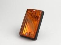 Blinker -PIAGGIO- Vespa PK50 S, PK80 S, PK125 S hinten links - Orange