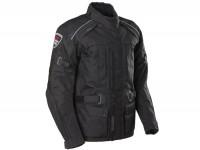 Chaqueta -SCEED 42 Downtown Race- textil, con membrana, negro - 4XL