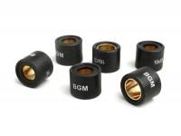 Gewichte -bgm Original 16x13mm-  3,00g