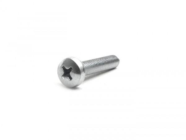 Schraube -DIN 7985- M5 x 25mm (verwendet für Halter CDI / Elektronikzentrale PX)