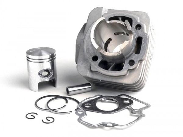 Cylinder kit -BGM ORIGINAL 50 cc aluminium- Piaggio AC 2-stroke