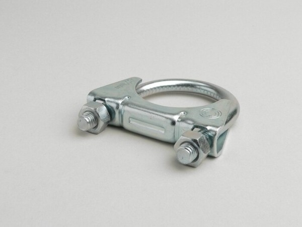 Exhaust manifold clamp -UNIVERSAL car-type- Ø=42mm