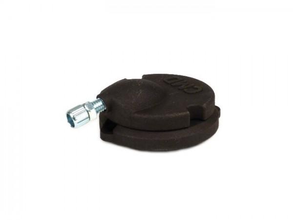 Vergaserdeckel -CMD SnakeHead- Polini Flachschieber 32-34mm