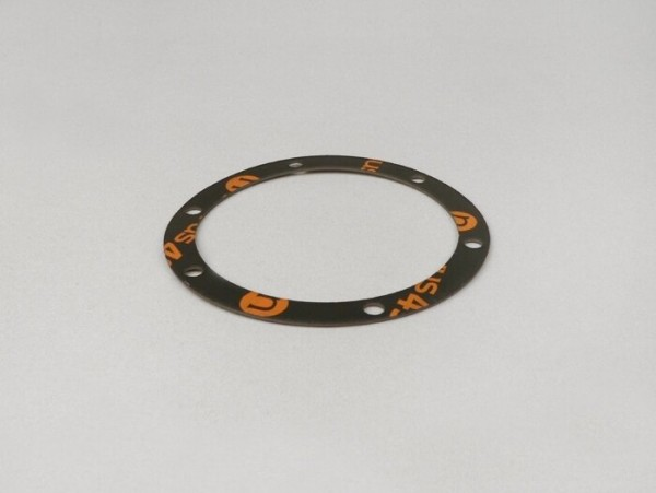 Junta cárter de cigüeñal/soporte volante -MB DEVELOPMENTS Graftec- Lambretta LI, LIS, SX, TV (serie 2, serie 3), DL, GP - 1,5mm