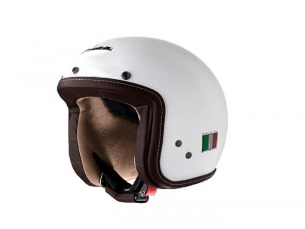 Helmet -VESPA Pxential- white - M (57-58cm)