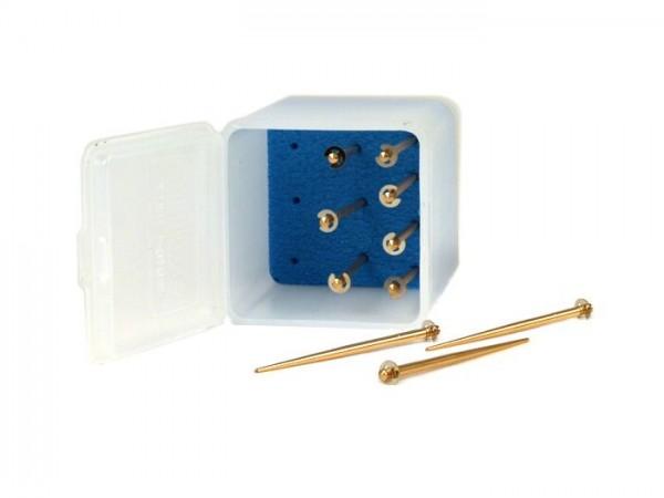 Needle set -POLINI- Ø=24-34mm - (HKJ, HLJ, JJK, JJL, JJM, JJN, JJQ, JJS, JLJ, KLK)