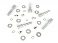 Conversion kit - long wheel bolts for rear wheel rim with ABS -SCOOTER CENTER- MP3 > GTS 125-300 - Vespa GT, GTL, GTS 125-300, GTV - needed for wheel rim conversion to 13 inch