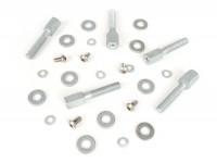 Umrüstkit - lange Radbolzen für ABS Felge hinten -SCOOTER CENTER- MP3 > GTS - Vespa GT, GTL, GTS, GTV - benötigt für Felgenumbau auf 13 Zoll