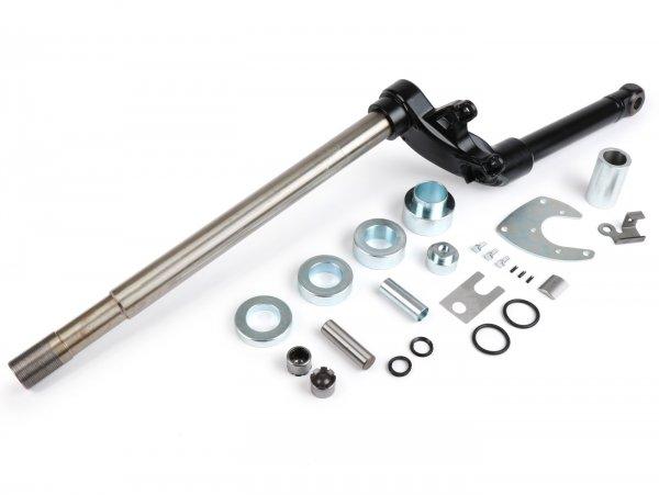 Gabel - Lenkrohr - Steuerrohr -POLINI- Piaggio ZIP SP - auch geeignet zur Umrüstung Vespa Smallframe V50, ET3, PV125, PK