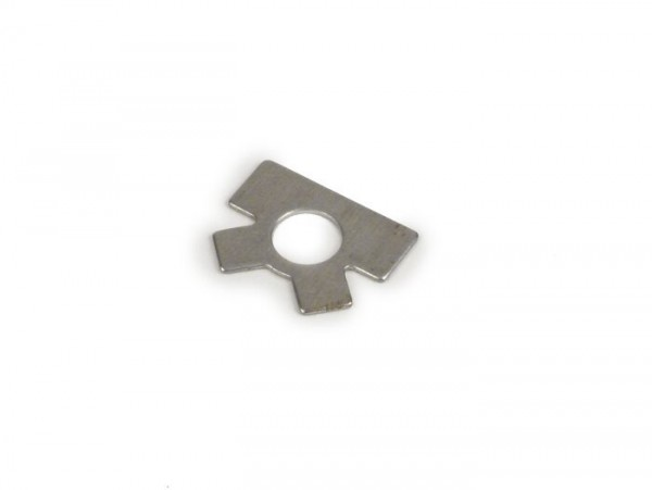 Lock washer oil pump screw -OEM QUALITY- PX (since 1984), Cosa, T5 125cc (models with autolube)