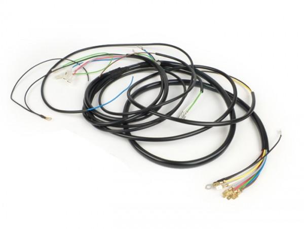 Mazo de cables -CALIDAD OEM- Vespa V50 Special (V5B3T) - modelos con 4 intermitentes