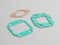 Kit guarnizioni per collettore aspirazione lamellare -POLINI- Vespa V50, PV125, ET3, PK50, PK80, PK125 S