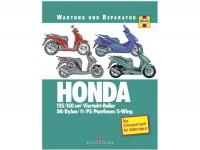 Buch -Reparaturanleitung- Honda Automatikroller (SH, Dylan, @, PS, Pantheon, S-Wing) - das Schrauberbuch für Rollerfahrer von Matthew Coombs