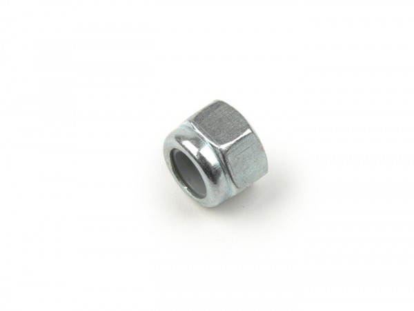 Self-locking nut high version -similar to DIN 985- M7 (used for intake manifold Lambretta LI. LIS, SX, TV, DL, GP, J)