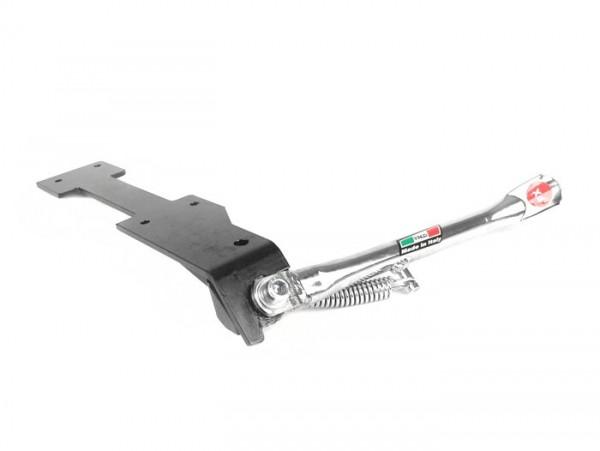 Seitenständer -FACO- Vespa PX, T5 125ccm, Rally, TS, Sprint, Sprint Veloce, GT, GTR, SS180, GS160 - Chrom
