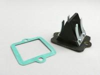 Valvola lamellare -POLINI Evolution- Piaggio 50-180cc
