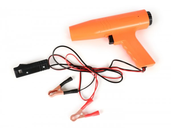 Ignition Timing Strobe Light Lamp -OEM QUALITY- Inductive Pick Up 6V / 12 Volt - Xenon Timing Light