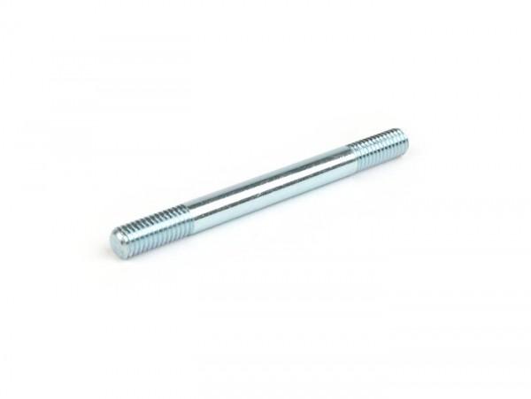 Stud -M6 x 70mm- (used for intake manifold Vespa V50, V90, SS50, SS90, PV125, ET3)