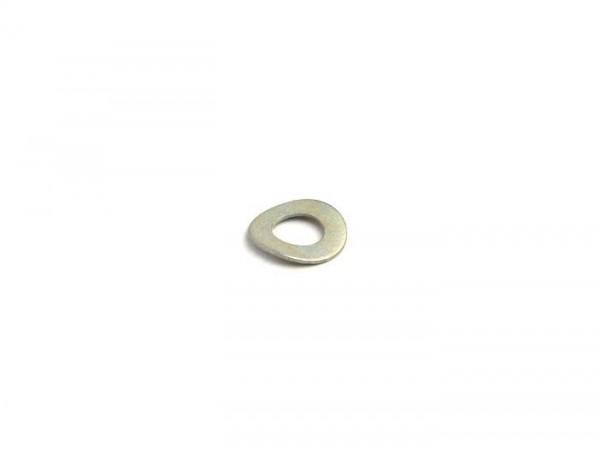 Arandela elástica alabeada -DIN 137 acero galvanizado- M5