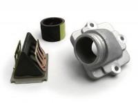 Intake manifold -EVERGREEN Imola- Lambretta 186cc Imola - CS=34mm