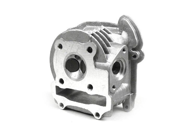 Cylinder head -OEM QUALITY- GY6 (4-stroke) 50 cc (139QMB)