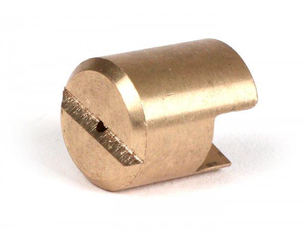 Clutch pressure pad -BOLLAG MOTOS Ø12,5mm, L=15,5mm- Vespa Wideframe (all), ACMA, Douglas, Hoffmann, Messerschmitt, Motovespa